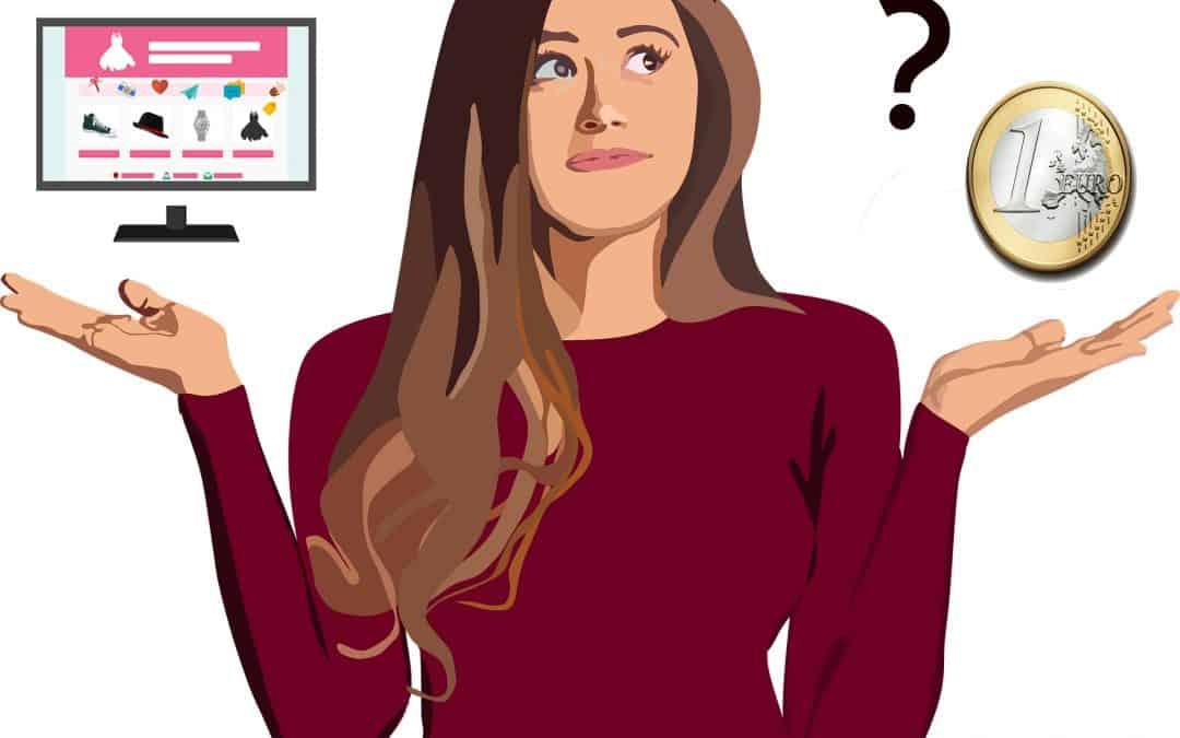 Combien coûte un site web