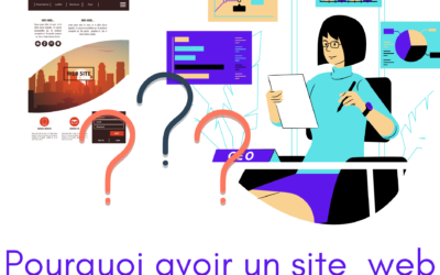 P.M.E: pourquoi avoir un site web?